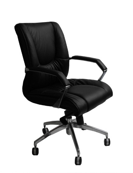 Fantastic  BACK EXECUTIVE OFFICE CHAIR LEATHER COMPUTER DESK FURNITURE  EBay
